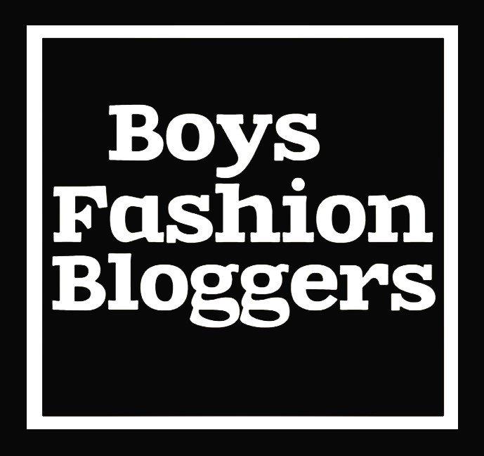 BOYS FASHION BLOGGERS
