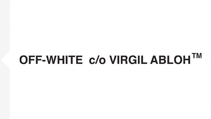 Документальный фильм OFF – White о подготовке к показу женской коллекции осень - зима'18-19