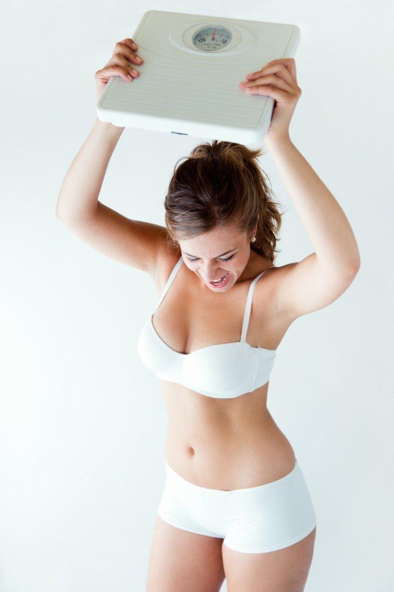 Как быстрее похудеть после праздников?