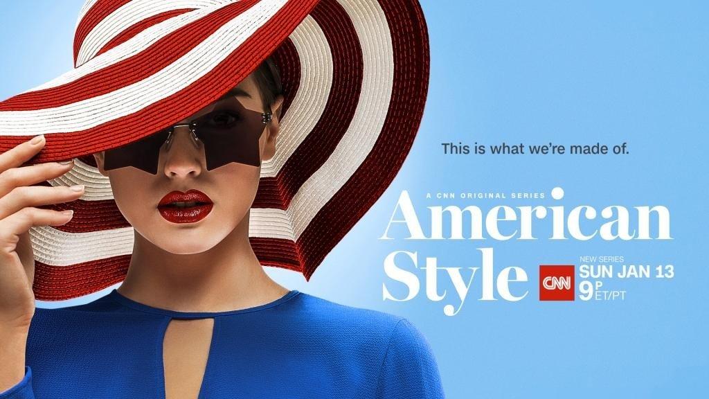 Новый сериал CNN об индустрии моды в США