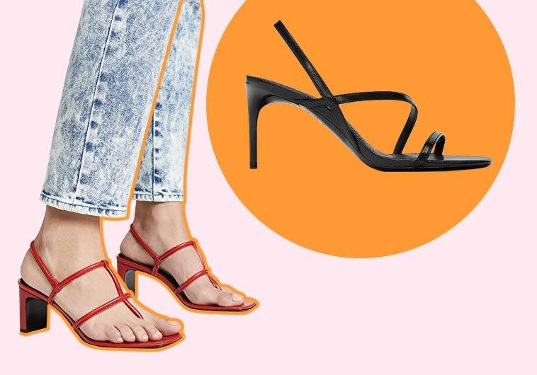 Голые туфли: горячий тренд весны-лета 2019
