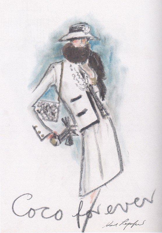 Вечная классика Chanel 2.55