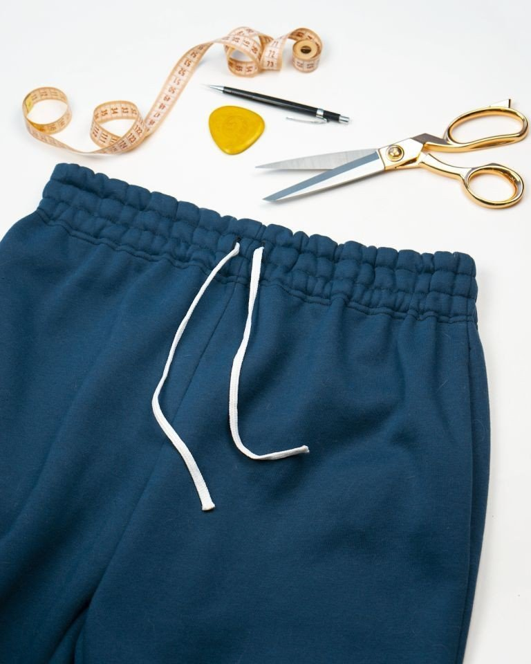 Я шью: Мужские спортивные штаны