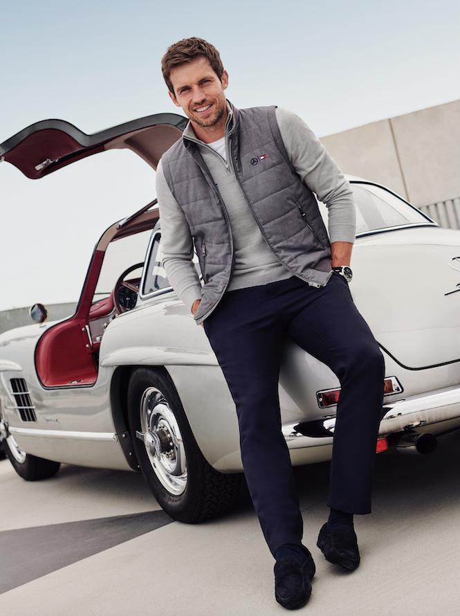 TOMMY HILFIGER ПРЕДСТАВЛЯЕТ КОЛЛЕКЦИЮ TommyXMercedes-Benz