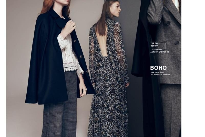 Lookbooks Fall 2015. Report / Лукбук