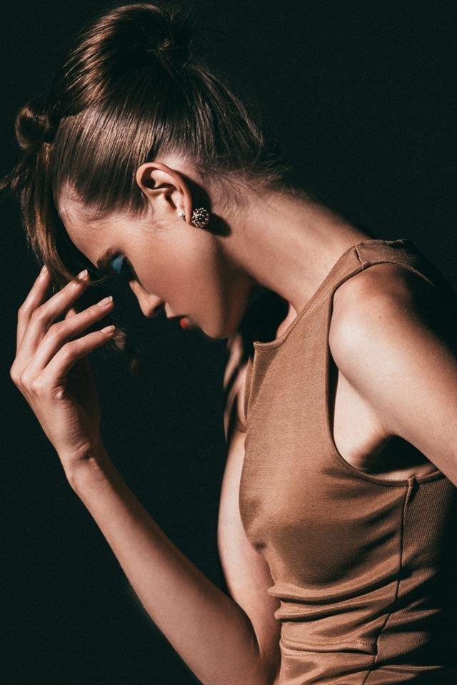 Unpublished story with supermodel Milana Kruz